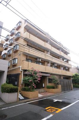 【外観】ライオンズマンション武蔵新城第2