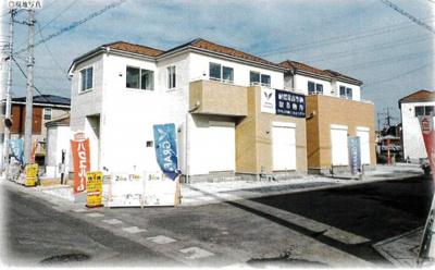 【外観】GRAFARE 上尾市上 新築分譲住宅 全10棟