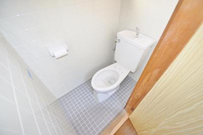 【トイレ】白鳥3丁目貸家