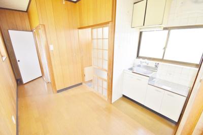 【居間・リビング】白鳥3丁目貸家