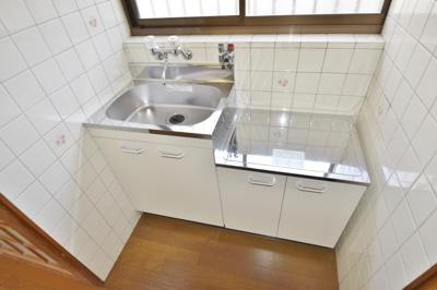 【キッチン】白鳥3丁目貸家
