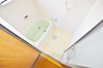 【浴室】白鳥3丁目貸家