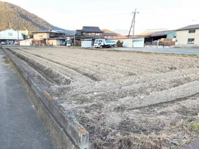 【外観】成松売土地876.4万