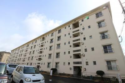 【外観】神陵台厚生年金住宅5号棟