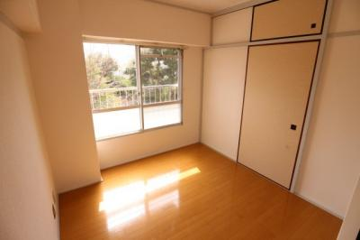 【寝室】神陵台厚生年金住宅5号棟