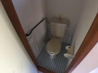 【トイレ】船岡山ハイツ