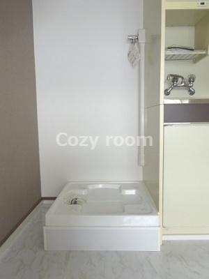 室内洗濯機置き場(現況と異なる場合は、現況を優先します。)