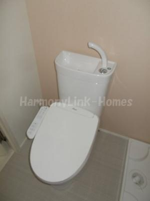 パークサイド西新井のトイレ