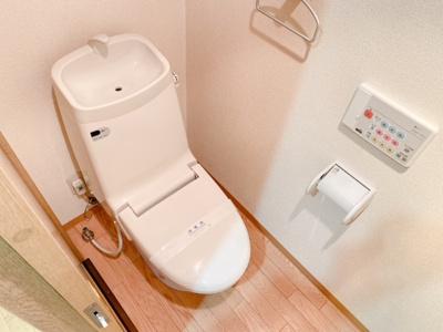 【トイレ】クイーン駒沢