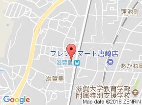 【地図】コーラルリーフ