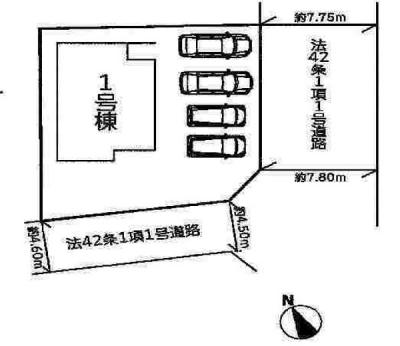 【外観】三木市別所町朝日ヶ丘5期