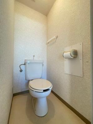 【トイレ】サンコーポ千代が丘