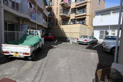 【駐車場】サンコーポ千代が丘