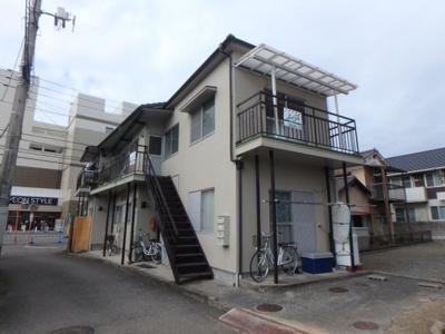 【外観】竹本アパート