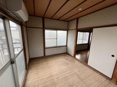 【和室】竹本アパート