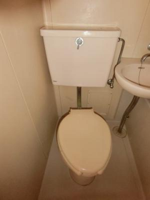 【トイレ】ナカノハイム