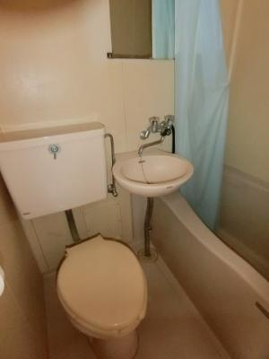 【浴室】ナカノハイム