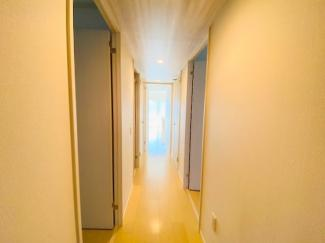廊下部分です