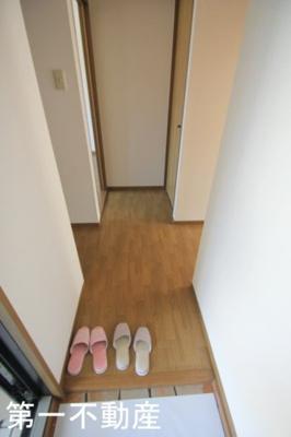 【玄関】プレミールコートB