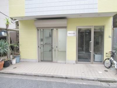 【エントランス】メゾン・ドゥ・ジョワ