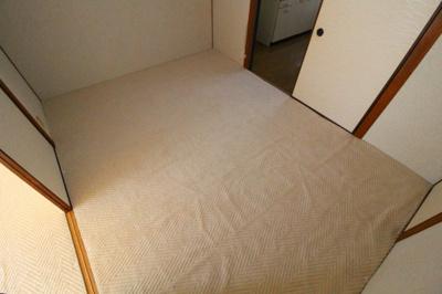 【寝室】妙法寺コーポ