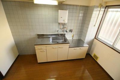 【キッチン】妙法寺コーポ