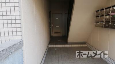 【ロビー】コーポみゆき