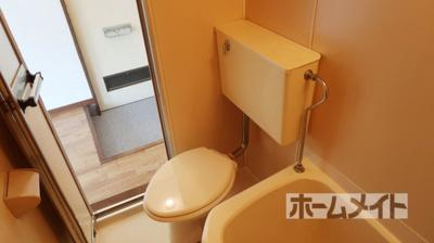 【トイレ】コーポみゆき