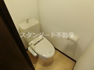 【トイレ】プレジオ東天満