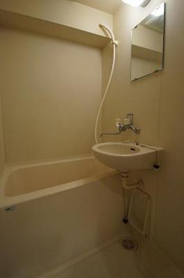 【浴室】ラルジュ大濠