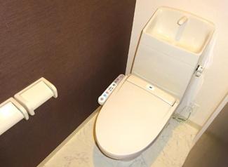 【トイレ】Masuemon Ⅱ番館