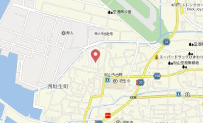 【地図】ペルソールF