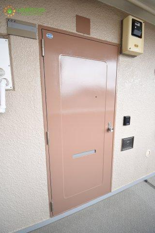 【玄関】上尾市柏座1丁目 中古マンション 上尾サンハイツ