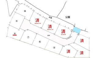 【土地図】広島市東区福田6丁目No.8-1