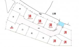 【土地図】広島市東区福田6丁目No.8