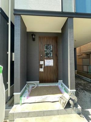 【外観】横浜市西区元久保町 新築戸建て3LDK 保土ヶ谷駅徒歩12分の好立地♪ 全2棟