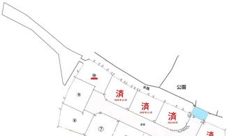 【土地図】東区福田6丁目No.8-4