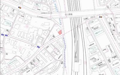 【地図】大坪本町Y借地