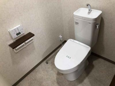 【トイレ】古市南コーポ
