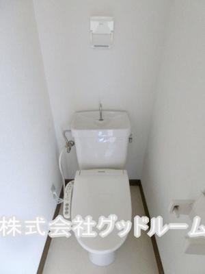 【トイレ】エミシオン