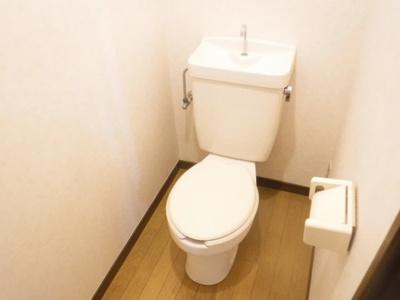 【トイレ】トパーズハイツ