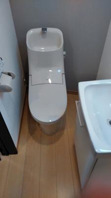 【トイレ】エミネンス舎人