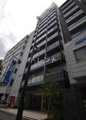 【外観】ガリシア新宿ノース【ガリシア新宿North】