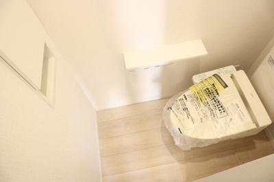 【トイレ】神戸市垂水区学が丘1丁目 1号棟 新築戸建