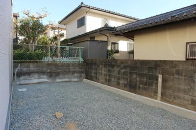 【庭】神戸市垂水区学が丘1丁目 1号棟 新築戸建
