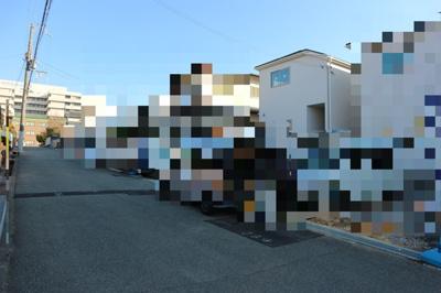 【前面道路含む現地写真】◆■神戸市垂水区学が丘1丁目 1号棟 新築戸建