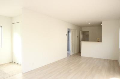 【居間・リビング】神戸市垂水区学が丘1丁目 1号棟 新築戸建