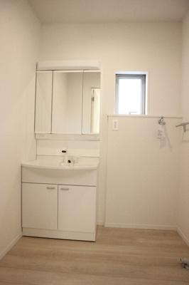 【独立洗面台】神戸市垂水区学が丘1丁目 1号棟 新築戸建