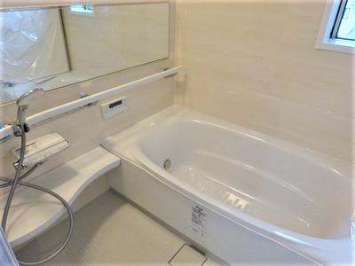 【浴室】須磨寺町1丁目 新築一戸建(A号地)