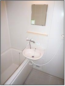 【浴室】レステル博多